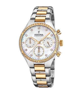 Festina Chronograph dames horloge F20402/1