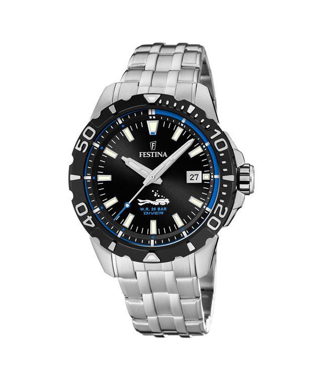 Festina Sport Diver heren horloge F20461/4