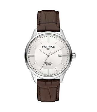 Pontiac Brighton Draco heren horloge P20040