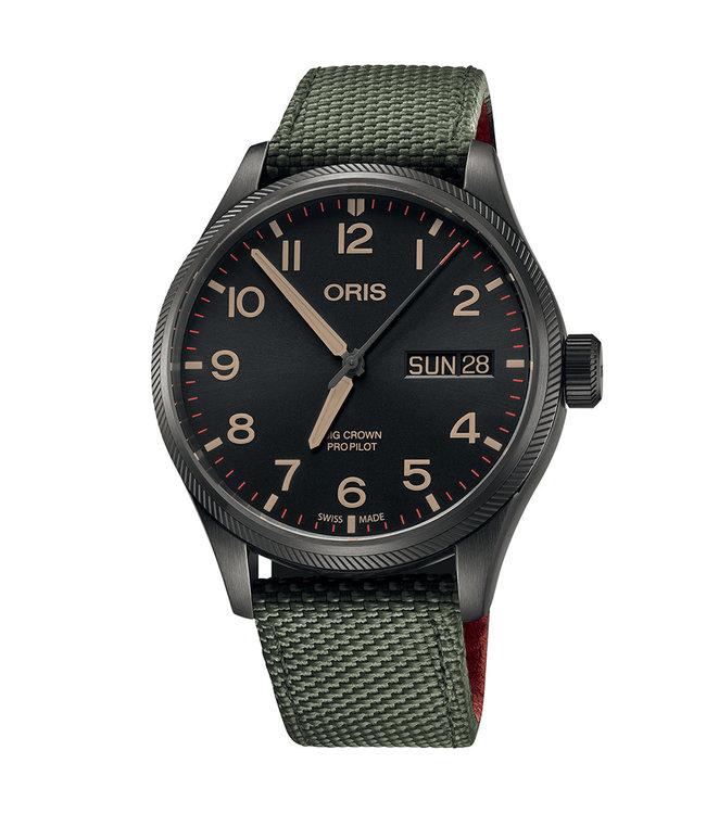 Oris 40th Squadron Limited Edition heren horloge 0175276984274-SET TS