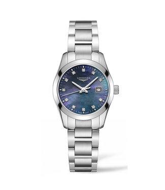 Longines Conquest Classic dames horloge L22864886
