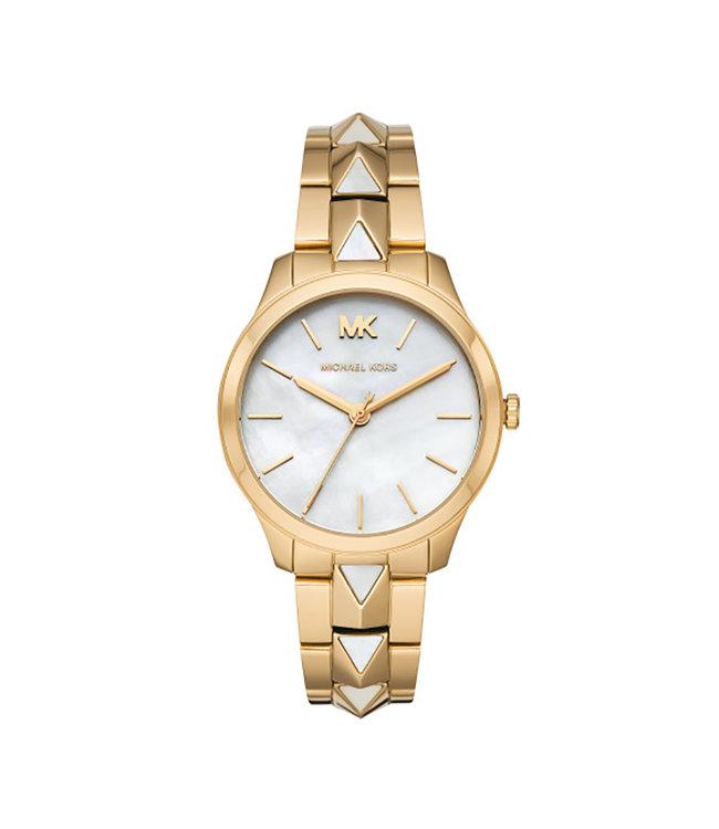 Michael Kors Runway Mercer dames horloge MK6689
