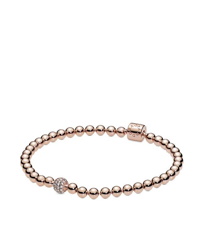 Pandora Beads & Pavé bracelet 588342CZ
