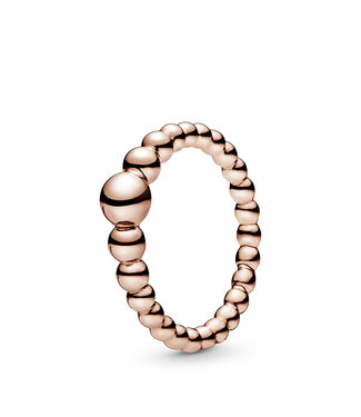 Pandora String of Beads stackable ring 187536