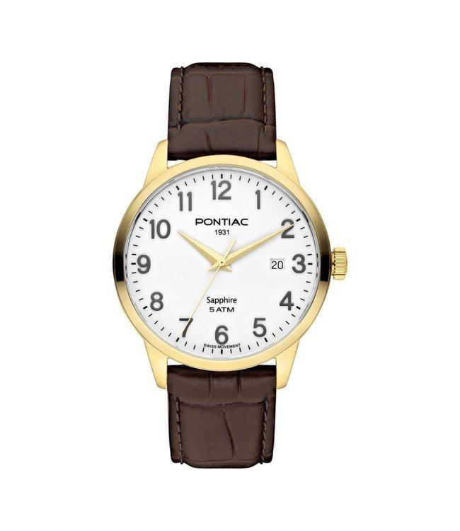 Pontiac Orion heren horloge P20047