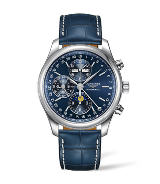 Longines Master Complications Automatic heren horloge L27734920