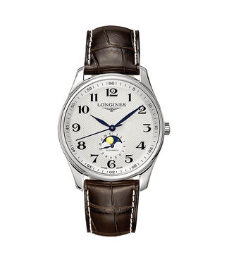 Longines Master Moonphase Automatic heren horloge L29194783