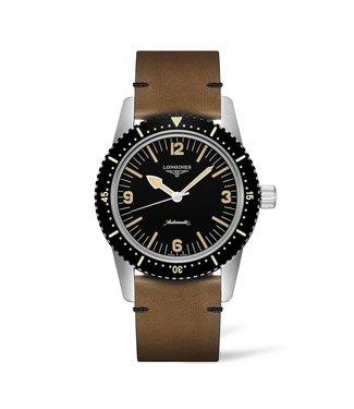 Longines Heritage Skin Diver Automatic heren horloge L28224562