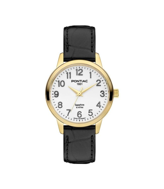 Pontiac Orion dames horloge P10119