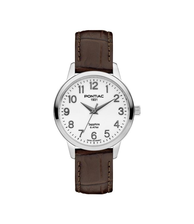 Pontiac Orion dames horloge P10118