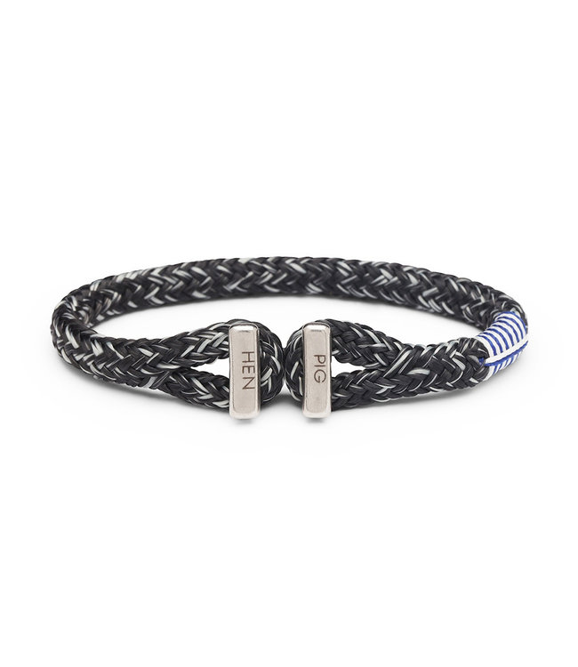 Pig & Hen Icy Ike - Black/Light-Gray/Silver