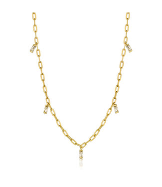 Ania Haie Glow Getter - Glow Drop necklace N018-02G