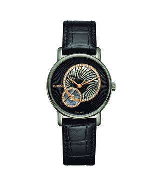 Rado Diamaster Automatic Open Heart dames horloge R14056955