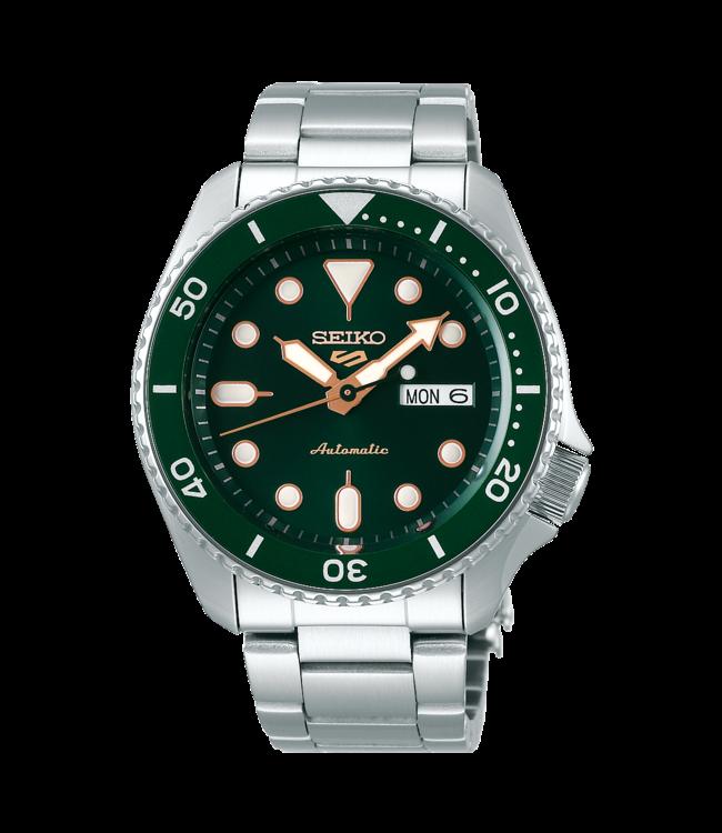 Seiko Seiko 5 Sports Automatic heren horloge SRPD63K1