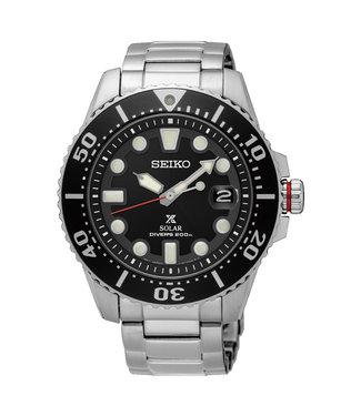 Seiko Prospex Solar Diver heren horloge SNE437P1