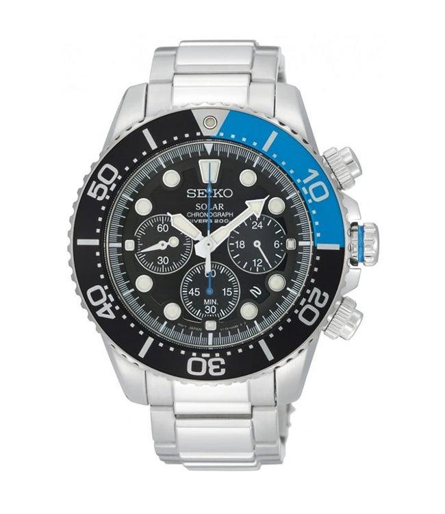 Seiko Prospex Solar Chronograph Diver SSC017P1