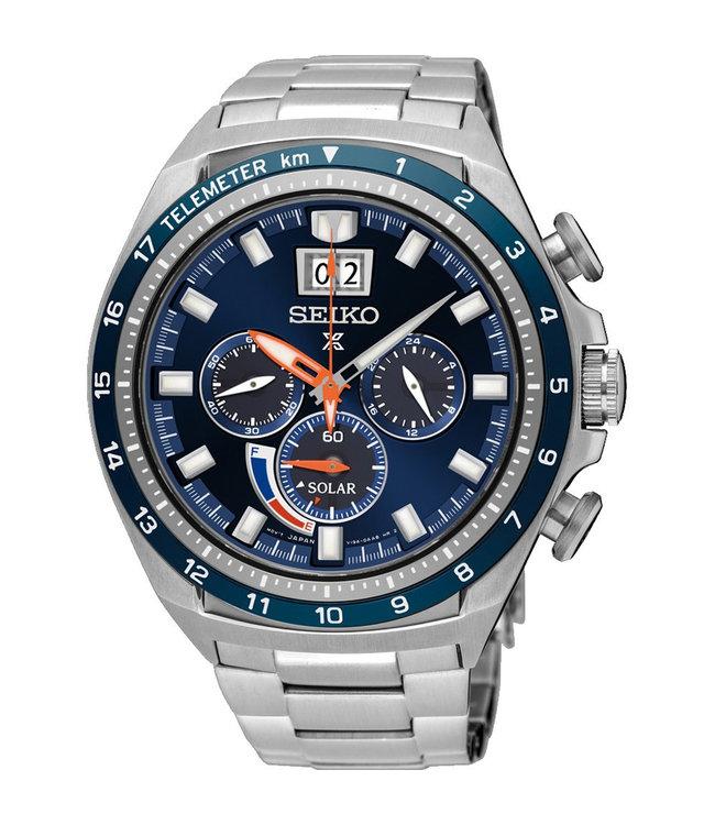 Seiko Prospex Solar Chrono heren horloge SSC601P1