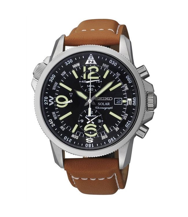 Seiko Prospex Solar Chronograph heren horloge SSC081P1