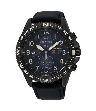 Seiko Prospex Solar Chronograph heren horloge SSC707P1