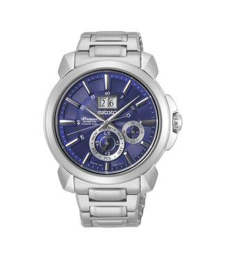 Seiko Premier Kinetic Perpetual heren horloge SNP161P1
