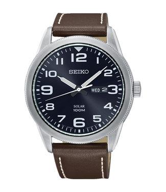 Seiko Solar heren horloge SNE475P1