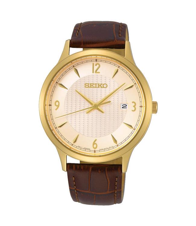 Seiko Classic heren horloge SGEH86P1