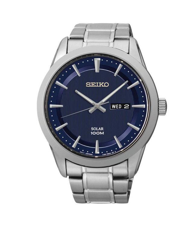 Seiko Solar heren horloge SNE361P1