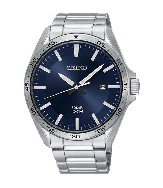 Seiko Solar heren horloge SNE483P1