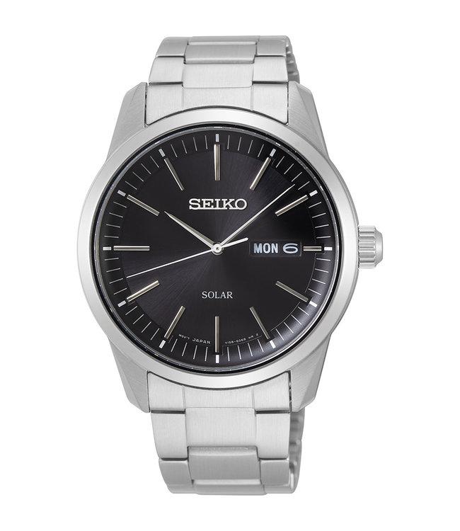 Seiko Solar heren horloge SNE527P1