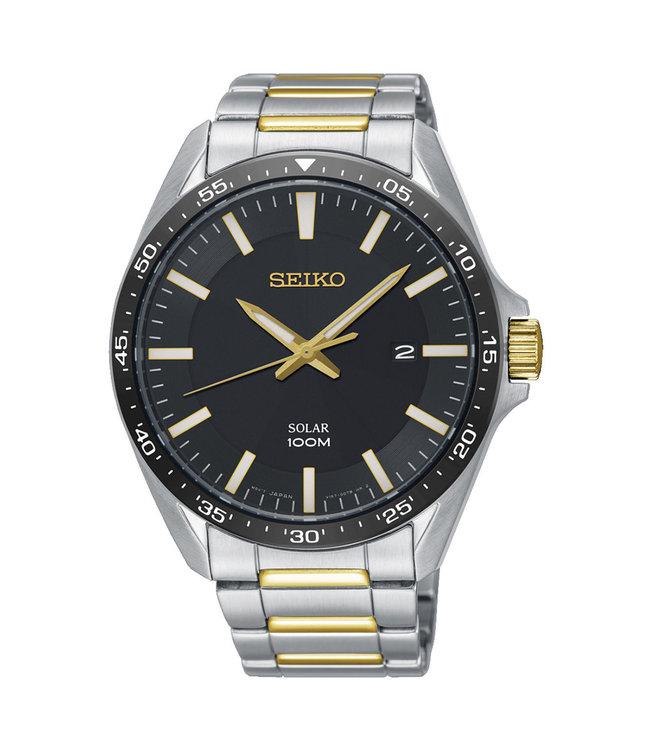 Seiko Solar heren horloge SNE485P1