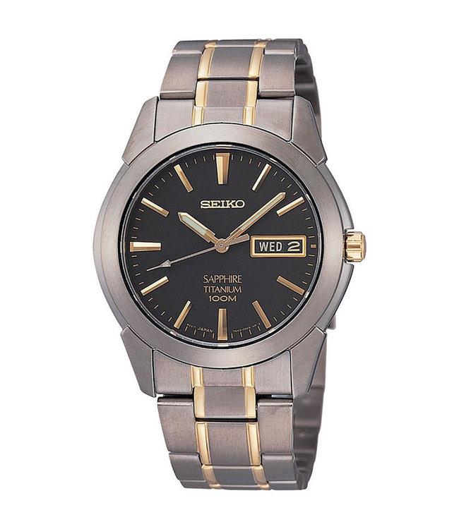Seiko Titanium heren horloge SGG735P1
