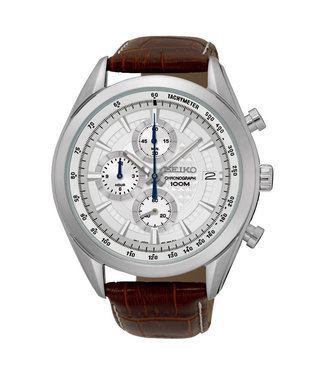 Seiko Chronograph heren horloge SSB181P1