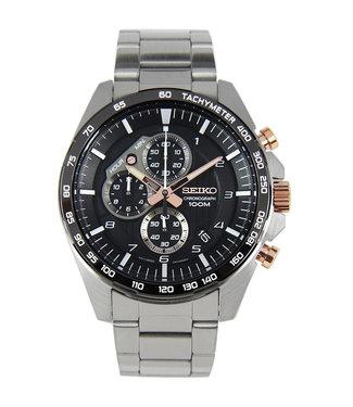 Seiko Chronograph heren horloge SSB323P1