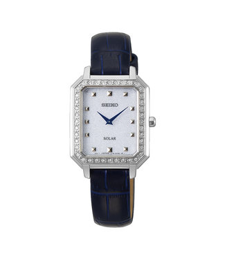 Seiko Solar dames horloge SUP429P1