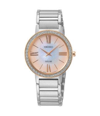 Seiko Solar dames horloge SUP432P1