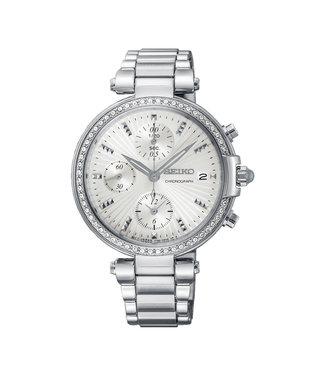 Seiko Chronograph dames horloge SNDV41P1