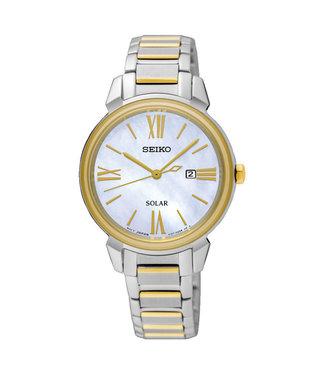 Seiko Solar dames horloge SUT324P1