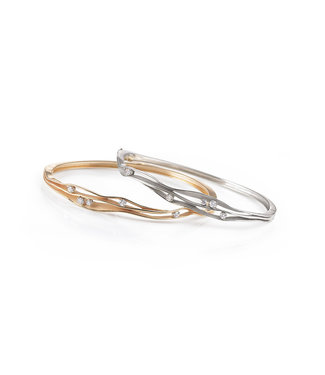 Annamaria Cammilli armband Dune white gold GBR1249W