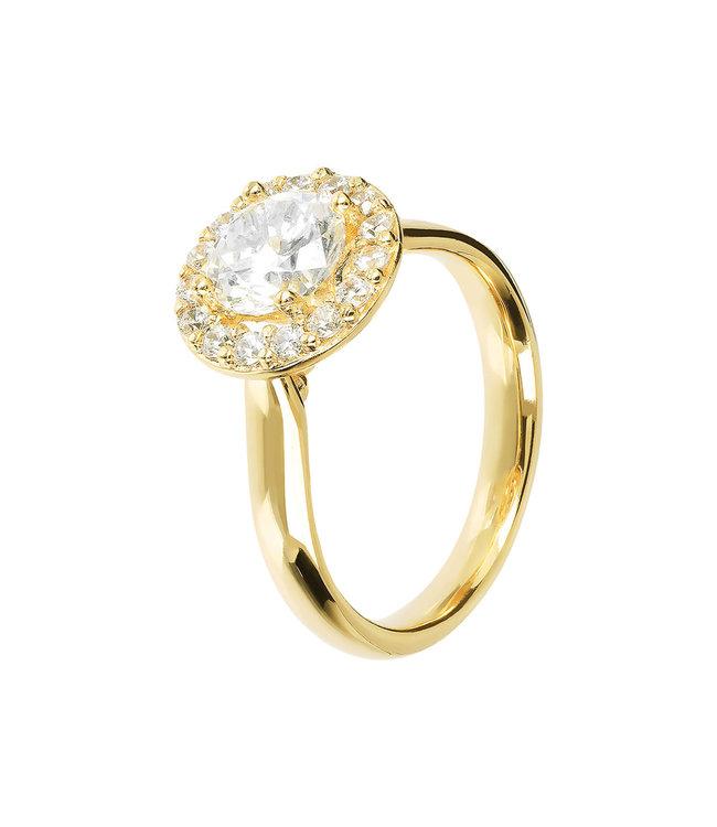 Bronzallure Gemstone ring WSBZ01284YY