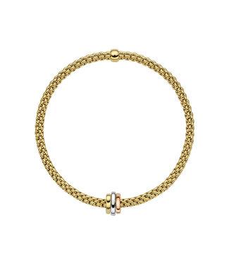 Fope armband Prima geelgoud 744BM