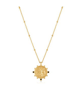 Ania Haie Gold Digger - Victory Goddess necklace gold N020-04G