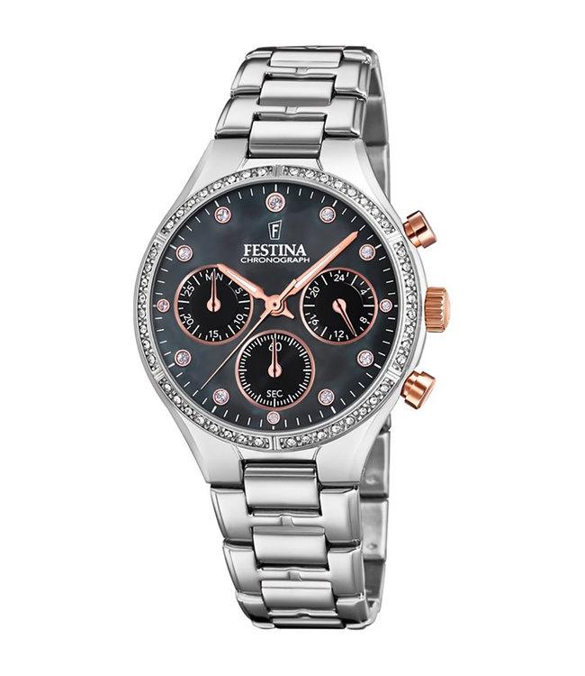 Festina Boyfriend dames horloge F20401/4
