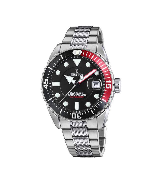 Festina Diver Automatic heren horloge F20480/4