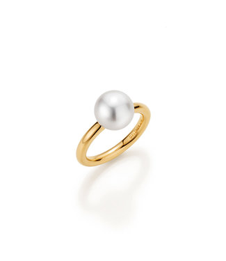 Gellner Pearls ring 18 kt H2O 5-22587-03