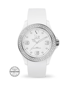 Ice Watch Ice Star - White Silver Smooth - Small - 017230