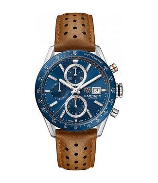 Tag Heuer Carrera Calibre 16 Automatic heren horloge CBM2112.FC6455