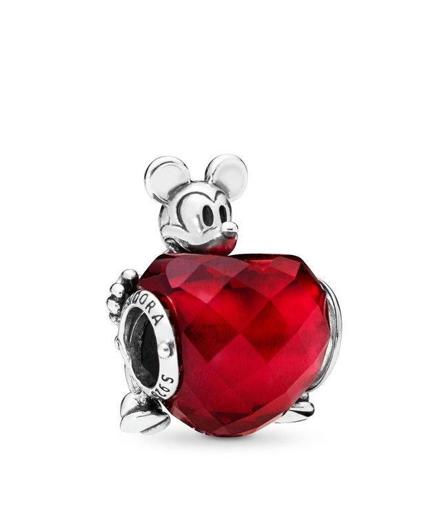 Pandora Disney Mickey Love Heart 797168NFR