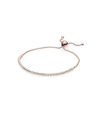 Pandora Rose Sparkling Strand bracelet 580524CZ-1