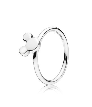 Pandora Disney, Mickey Silhouette ring 197508