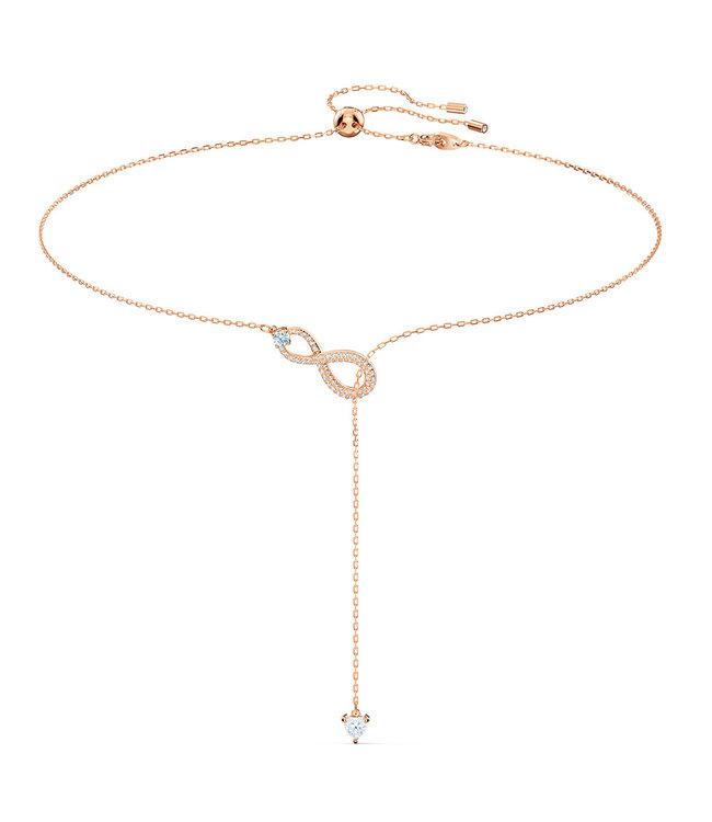 Swarovski Swa Infinity collier Y 5521346